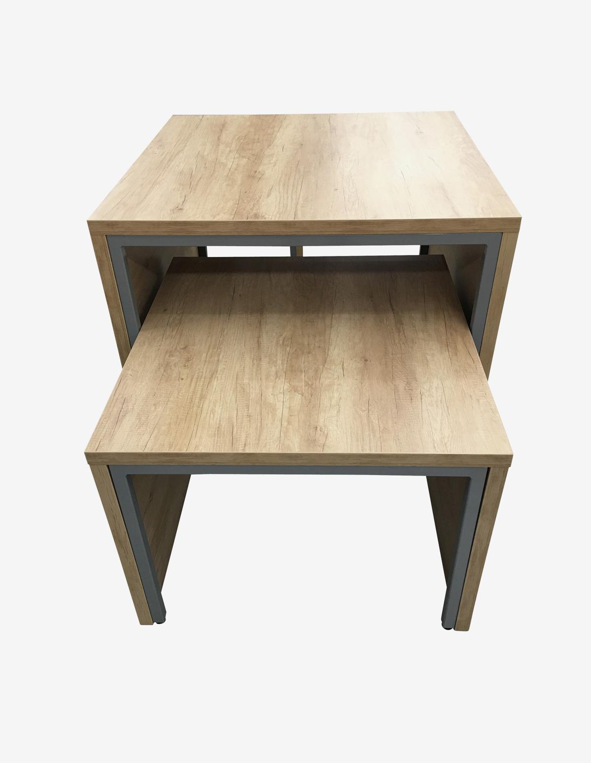 petite table gigogne idwood. Black Bedroom Furniture Sets. Home Design Ideas